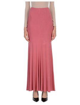 Donna Karan Long Skirt   Skirts by Donna Karan