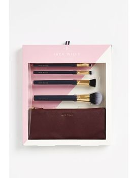 Cosmetic Brush Set by Jack Wills
