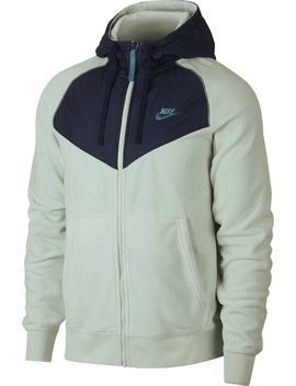 Nike Men's Sportswear Windrunner Full Zip Hoodie by Nike