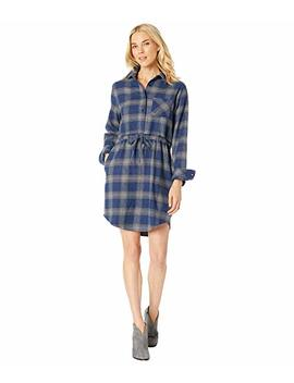 Moraine Flannel Dress by United By Blue