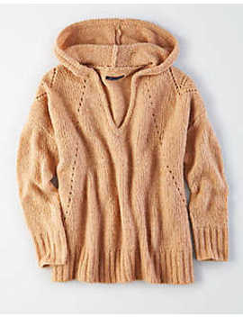 Ae Slouchy Pullover Hoodie by American Eagle Outfitters
