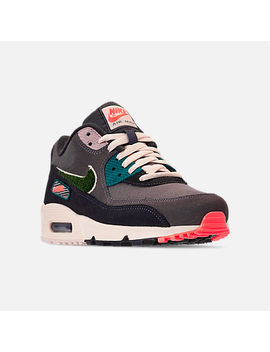 Men's Nike Air Max 90 Premium Se Casual Shoes by Nike
