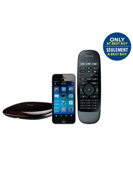 Logitech Harmony Smart Control With Home Hub   Only At Best Buy by Logitech