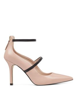 Mayhalina Ankle Strap Pumps by Nine West