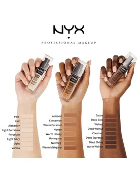 Nyx Professional Makeup Can't Stop Won't Stop 24 Hour Foundation 30ml by Nyx Professional Makeup