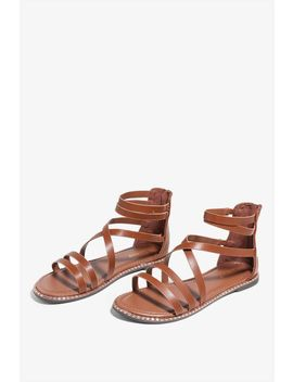 Multi Personality Sandal by A'gaci