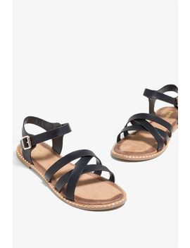 On The Hotter Side Sandal by A'gaci