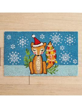 Sly Fox Doormat by Pier1 Imports