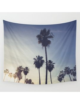 Be Still Wall Tapestry by