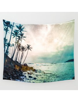 Nice View Wall Tapestry by