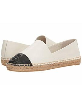 Color Block Flat Espadrille by Tory Burch