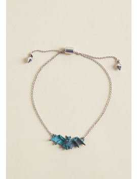 Truly, Batty, Deeply Bracelet by Modcloth