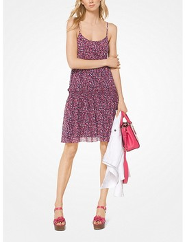 Floral Georgette Dress by Michael Michael Kors