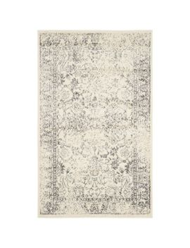 Everest Antique White 4'x6' Rug by Pier1 Imports