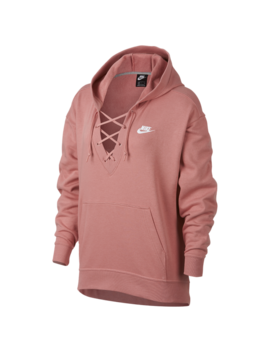 Nike Rally Lace Up Hoodie by Foot Locker