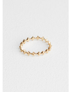 Studded Ring by & Other Stories