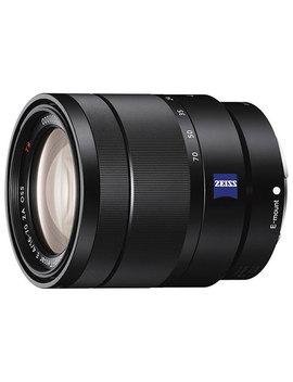 Sony E Mount 16 70mm F/4 Oss Lens by Sony