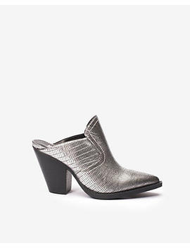 Jane And The Shoe Liesel Mules by Express