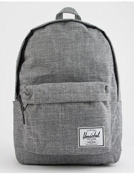 Herschel Supply Co. Classic Xl Raven Crosshatch Backpack by Herschel Supply Co