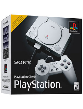 Play Station Classic Console by Playstation