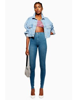 Tall Authentic Joni Jeans by Topshop