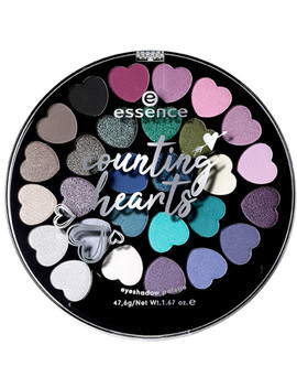 Counting Hearts Eyeshadow Palette by Essence