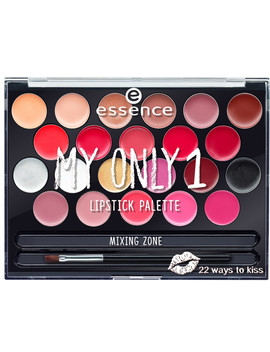 Online Only My Only 1 Lipstick Palette by Essence
