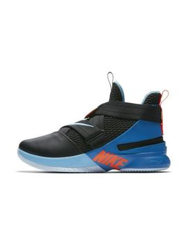 Le Bron Solider Xii Fly Ease (Extra Wide) by Nike