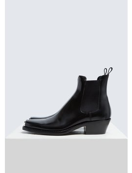 Western Chris Boot by Calvin Klein 205 W39 Nyc