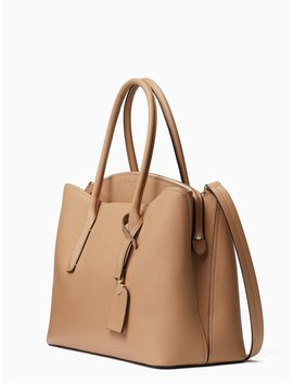 Margaux Large Satchel by Kate Spade