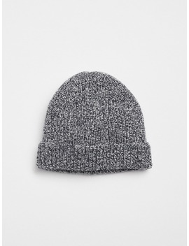 Ribbed Beanie by Gap