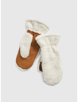 Sherpa Mittens by Gap