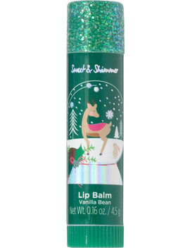 Vanilla Bean Lip Balm by Sweet & Shimmer