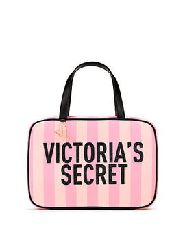 Signature Stripe Jetsetter Travel Case by Victoria's Secret