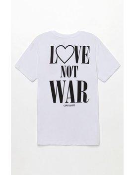 Circulate Activist T Shirt by Pacsun