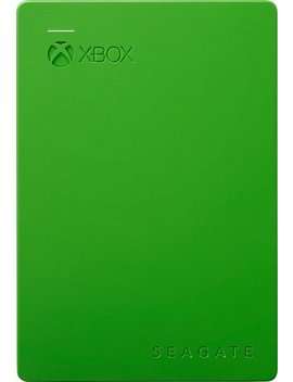 Game Drive For Xbox 4 Tb External Usb 3.0 Portable Hard Drive   Green by Seagate