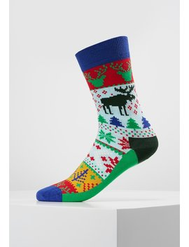 Fair Isle   Sokken by Happy Socks