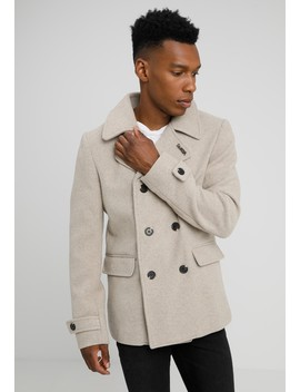 Classic Caban Jacket With Quilted Lining   Jas by Scotch & Soda