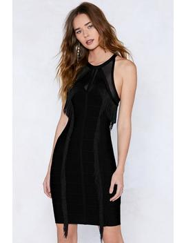Swing It Bandage Dress by Nasty Gal
