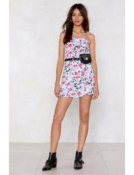 Rose Above It Cami Dress by Nasty Gal