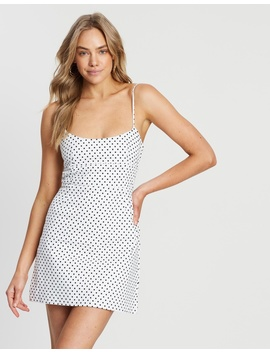 Drew Scoop Neck Dress by Lulu & Rose