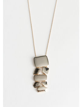Hanging Pendant Necklace by & Other Stories