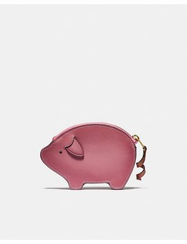 Pig Coin Case by Coach