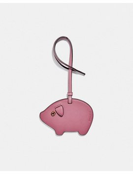 Pig Ornament by Coach