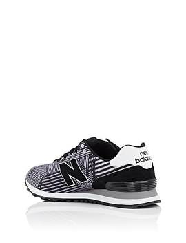 574 Beaded Suede Sneakers by New Balance