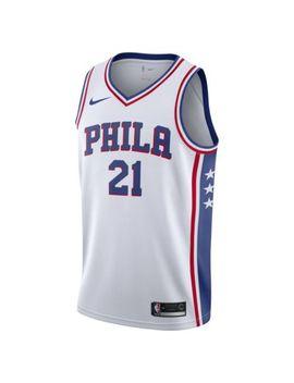 Joel Embiid Association Edition Swingman Jersey (Philadelphia 76ers) by Nike