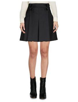 Les Copains Mini Skirt   Skirts by Les Copains