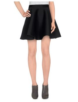 Mnml Couture Mini Skirt   Skirts by Mnml Couture