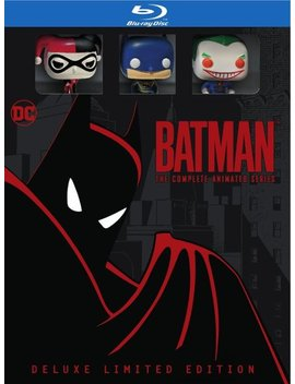 Ay] [Dvd] by Batman: The Complete Animated Series [Bl