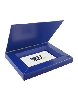 $100 Gift Card With Gift Box by Best Buy Gc